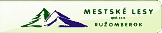 Mestské lesy Ružomberok - MBK hlavný partner 2015