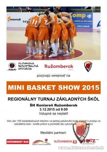 mini-basket-show